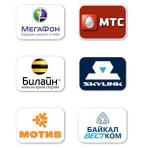 Операторы сотовой связи Закаменска